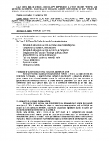 Conseil du 16 septembre 2015