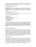 Conseil du 24 avril 2014