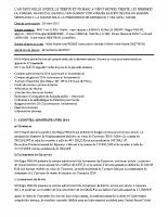 Conseil du 31 mars 2015