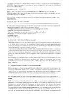 Conseil municipal du 18 février 2021